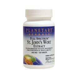 Planetary HerbalsSt. John's Wort Extract Full Spectrum