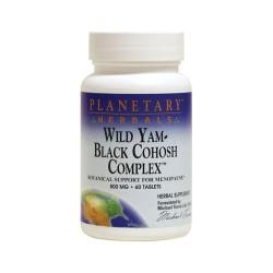 Planetary HerbalsWild Yam-Black Cohosh Complex