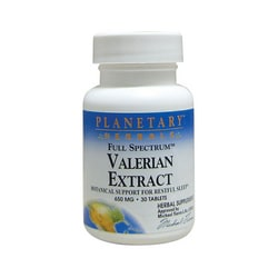 Planetary HerbalsValerian Extract Full Spectrum