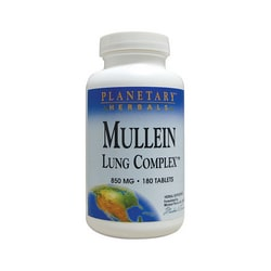 Planetary Herbals Mullein Lung Complex