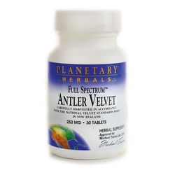 Planetary Herbals Terciopelo de cuerno Full Spectrum