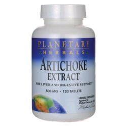 Planetary HerbalsArtichoke Extract
