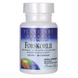 Planetary HerbalsFull Spectrum Forskohlii
