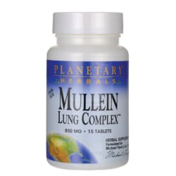 Planetary HerbalsMullein Lung Complex