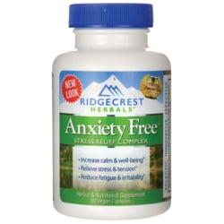 Ridgecrest HerbalsAnxiety Free