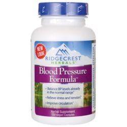 Ridgecrest HerbalsBlood Pressure Formula