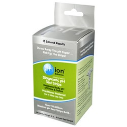 pHion BalanceDiagnostic pH Test Strips