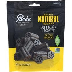 Panda Licorice All Natural Soft Licorice