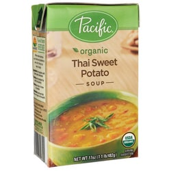 Pacific Natural FoodsOrganic Thai Sweet Potato Soup