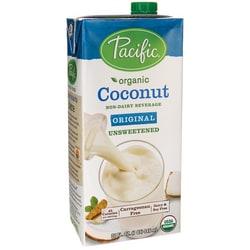 Pacific Natural FoodsOrganic Coconut Non-Dairy Beverage - Original Unsweeten