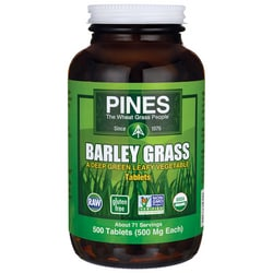 Pines International Barley Grass