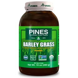 Pines InternationalBarley Grass Powder