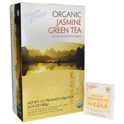 Prince of PeaceOrganic Jasmine Green Tea