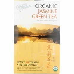 Prince of Peace Organic Jasmine Green Tea