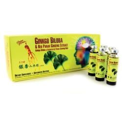 Prince of PeaceGinkgo Biloba & Red Panax Ginseng Extract