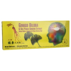 Prince of PeaceGinkgo Biloba and Red Panax Ginseng Extract