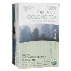 Prince of PeaceOrganic Oolong Tea