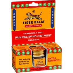 Tiger Balm Concentrated - Red Extra Strength