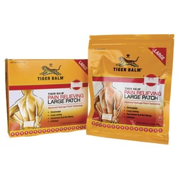 Tiger Balm Pain Relieving Large Patch