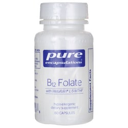 Pure EncapsulationsB12 Folate