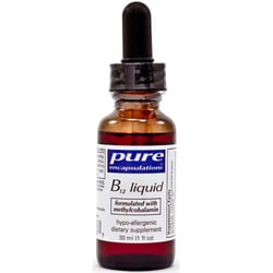 Pure EncapsulationsB12 Liquid