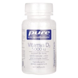 Pure EncapsulationsVitamin D3