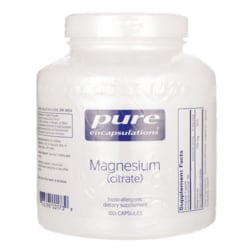 Pure EncapsulationsMagnesium (citrate)