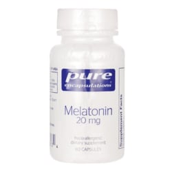 Pure EncapsulationsMelatonin