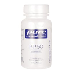 Pure EncapsulationsP5P 50 - Activated B6