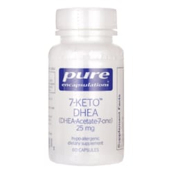 Pure Encapsulations7-Keto DHEA