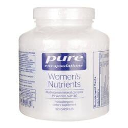 Pure EncapsulationsWomen's Nutrients