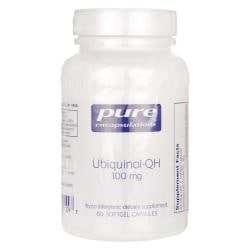 Pure EncapsulationsUbiquinol-QH
