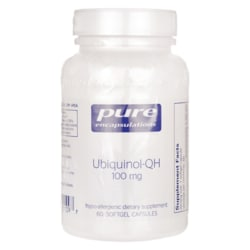 Pure EncapsulationsUbiquinol-QH