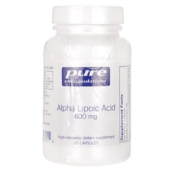 Pure EncapsulationsAlpha Lipoic Acid