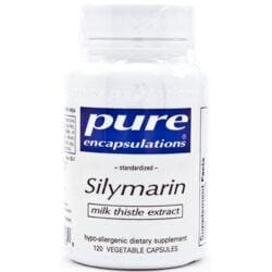 Pure EncapsulationsSilymarin - Milk Thistle Extract