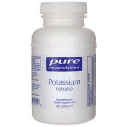Pure EncapsulationsPotassium (citrate)