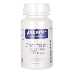 Pure EncapsulationsChromium (picolinate)