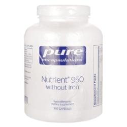 Pure EncapsulationsNutrient 950 without Iron
