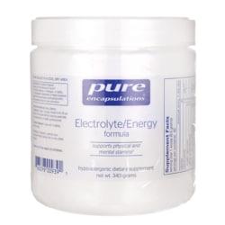 Pure EncapsulationsElectrolyte/Energy Formula