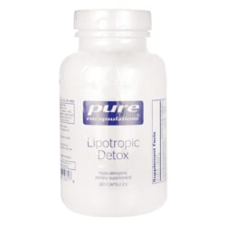 Pure EncapsulationsLipotropic Detox