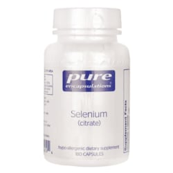 Pure EncapsulationsSelenium (citrate)