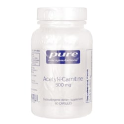 Pure EncapsulationsAcetyl-L-Carnitine