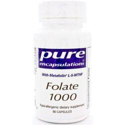 Pure EncapsulationsFolate 1000