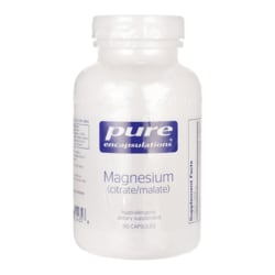 Pure EncapsulationsMagnesium (citrate/malate)