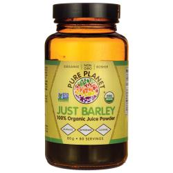 Pure PlanetJust Barley 100% Organic Juice Powder