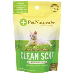 Pet NaturalsClean Scat for Cats - Chicken Liver Flavored