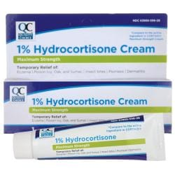 Quality Choice1% Hydrocortisone Cream - Maximum Strength