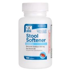 Quality ChoiceStool Softener