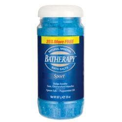 Queen HeleneBatherapy Sport Natural Mineral Bath Salts