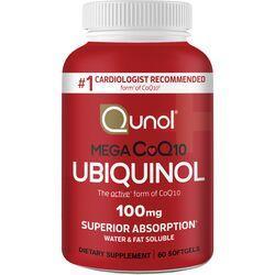 QunolMega CoQ10 Ubiquinol